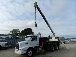 100 Construction Trucks For Sale 2010 NATIONAL N85 Boom Bucket Crane Truck Auction Or