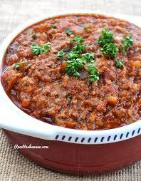 sauce bolognaise maison recettes by hanane