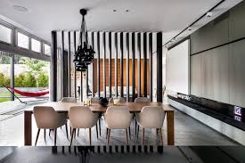 Perth Room Dividers For With Modern Dining Tables Contemporary And Transom Windows Gray Panel Wall