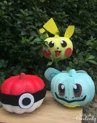 Pikachu Pumpkin Carving Patterns Free by Pokemon Go Pumpkins With Free Patterns Just A Little Creativity