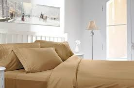 Full Size Luxury Bed Sheet Set High Quality 1800 Thread Count