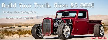 100 1930s Trucks Build Your Own Car Roadster Hot Rod Supercar Factory Five Racing