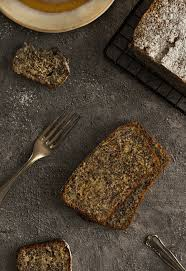 mohn marzipan kuchen mit saurer sahne