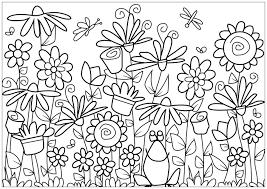 Coloriage Imgp3958 Tulipe Mauve Jardin Dent D Oche 2 à Imprimer Pour