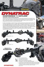100 Truck Axles Dynatrac Portal Axles 2500000 Job Truck Jeep Portal Axles S