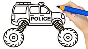 Police Monster Truck For Kids How To Draw Monster Truck Coloring Learning Drawing Children Step By Stock Vector Royalty Free How To Draw Monster Truck Bigfoot Kids The Place For Little Batman Monster Truck Coloring Pages Watch How Draw With Nice Decoration Of Thrghout Napisyme Collection Of 25 Cake Tattoo Design Jeep Suv Car Vector Cartoon By Andriy To Trucks Easy Gemmy Youtube Book Elegant Print Out Brady Amazing Thanksgiving 7 Drawings For Beginners Really High