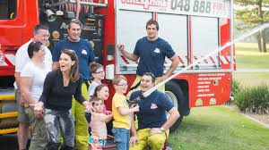 Fire Truck Tours By Fire4Hire, Surfers Paradise - Destination Gold Coast
