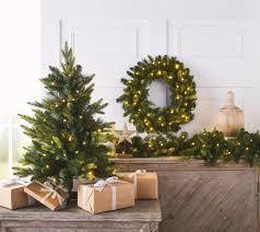 Christmas Tree Permits Colorado Buffalo Creek by Bethlehem Lights Prelit 9 U0027 Green Garland Page 1 U2014 Qvc Com