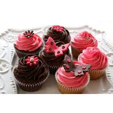 Beautiful Cupcake Birthday Gifts Delivery Jaipur Rajasthan