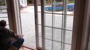 door sliding glass patio doors with screens beautiful patio