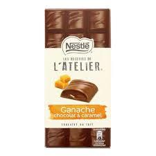 chocolat ganache caramel nestlé