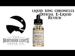 Liquid King Chronicles ficial E Liquid Review Mango Bliss