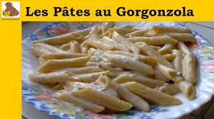 les pâtes au gorgonzola recette rapide et facile hd