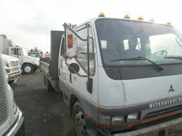 Mitsubishi FUSO FESP With 12 Ft Dump Box, FUSO Truck Sales ...