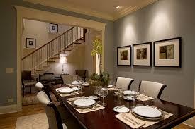 12 Blue Gray Dining Room