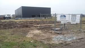 100 J And R Trucking Bouwt Nieuwe Hal Op Bedrijvenpark Enschot Berkel