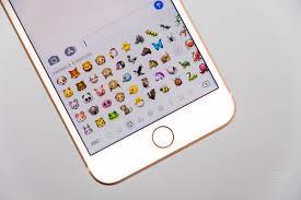 Apple reveals new emoji ing soon to iOS 11 1 The Verge