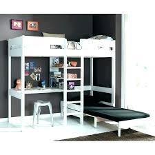 lit superposé avec bureau intégré conforama lit sureleve avec bureau lit superposac gumi 200 90 cm lit mezzanine