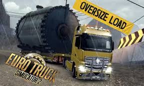 Euro Truck Simulator 2 Oversize Load Mod Download