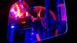 rgb led computer lights