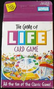 The Game Of Life Card