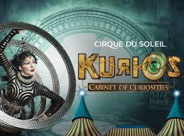 Cirque Du Soleil Cabinet Of Curiosities Seattle by Cirque Du Soleil Kurios Tickets Event Dates U0026 Schedule