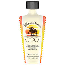 Tanning Bed Lotions With Bronzer by Tanovations Caribbean Cool Sunless Deals