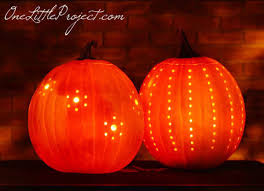 Pumpkin Carving Drill Holes by Pumpkins Power Drills 10 Creative Jack O Lantern Ideas Ponad 1000