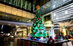 All Around The World Most Fun And Beautiful Christmas Trees