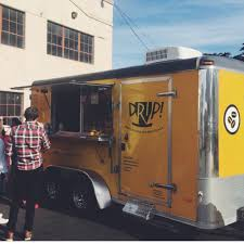 Drip! Mobile Espresso & Coffee - San Francisco Food Trucks - Roaming ... Macchina Toronto Food Trucks Towability Mega Mobile Catering External Vending Van Fully Fitted Avid Coffee Co Might Open A Permanent Location In Garden Oaks Cart Hire La Crema The Barista Box On Behance Drip Espresso San Francisco Roaming A New Wave Of Coffee And Business Model Fidis Jackson Square Express Cars Ltd Pinterest Truck Bean Cporate Branded Mobile Van For Somerville Crew Launches Kickstarter Ec Steel Cafe Truck Malaysia Youtube Adorable Starbucks Full Menu Cold Brew Order More