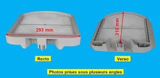 pièces détachées pour sèche linge electrolux edc67550w