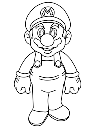 Coloriage Toad Et Yoshi