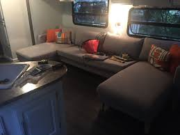 RV Remodel IKEA Couch Instead Of Dinette Mini