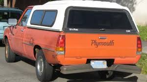 100 Plymouth Arrow Truck 1980 Pickup