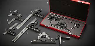 starrett cast iron combination squares lee valley tools