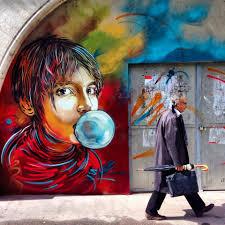 100 C215 Art Nina New Mural Paris France StreetNews StreetNews