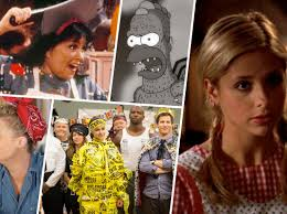 Roseanne Halloween Episodes Season 1 by Simpsons Buffy Writers On Halloween Episodes Vulture