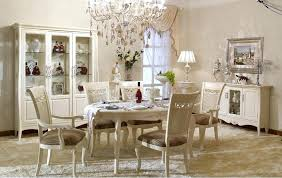 French Style Dining Table Chairs Room New With Images Of Exterior