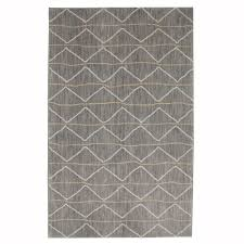 Mk Tile Saw 470 by Jeff Lewis Spencer Denim 8 Ft X 10 Ft Area Rug 497798 The Home