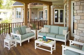 Casual Coastal Outdoor Furniture