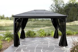 Searsca Patio Swing by Outdoor Stylish Modern Sears Gazebo For Any Yard U2014 Ylharris Com