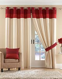 Faux Silk Eyelet Curtains by Red Eyelet Curtains Lined Integralbook Com