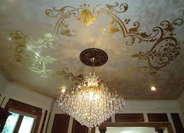 Gold Leaf Ceiling Design Jelber s Decorative Arts