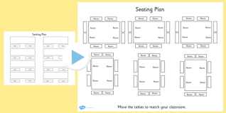 Floor Plan Template Powerpoint by Table Seating Plan Powerpoint Table Seating Plan