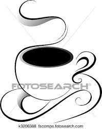 370x470 Clip Art of Coffee k 664x760 Coffee Black And White