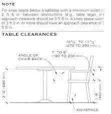 Dining Room Table Sizes Height Of Standard Tables Kids