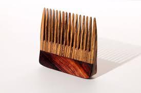 Big T Woodworks Beard Comb