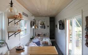 100 Inside Container Homes Tiny House In Needville Made From A Shipping Is Amazing