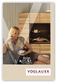 voglauer möbel versand kataloge naturholzmöbel wohnen
