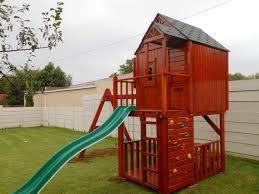 Benny s Creative Woodworkz Playpark Jungle Gym
